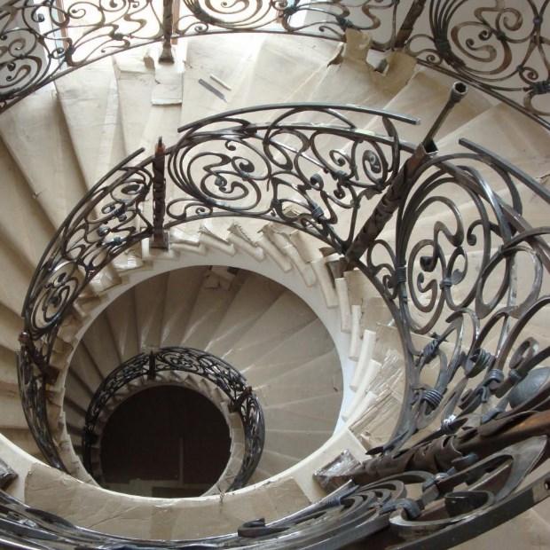 Винтовая лестница в Алексине
