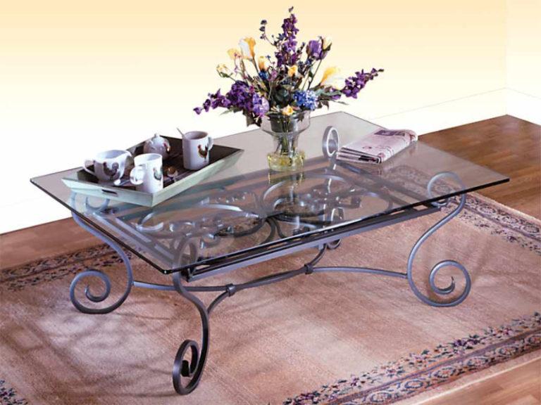 Кованый столик от Наковали
