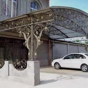 Навес для авто в Алексине