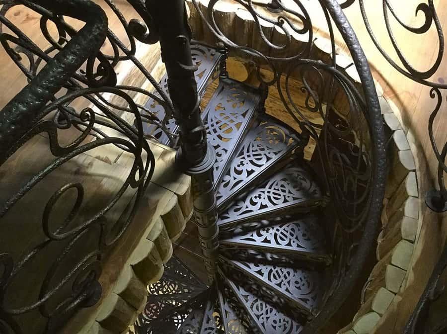 Ступени для лестницы (лазерная резка) от Наковали