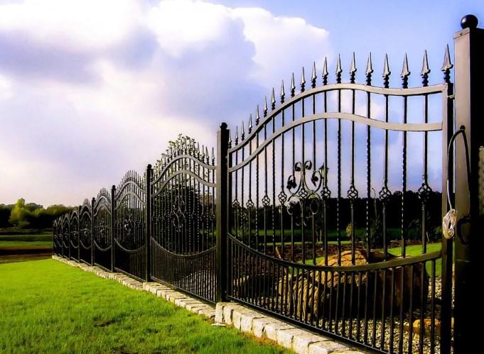 Сварной забор цена от Наковали