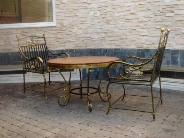 Садовая мебель от Наковали