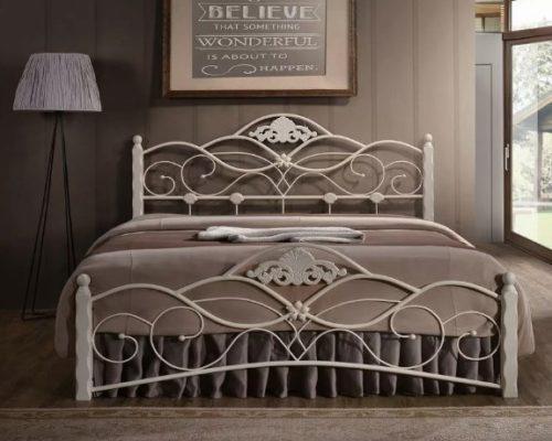 Кованая кровать кованая мебель от Наковали